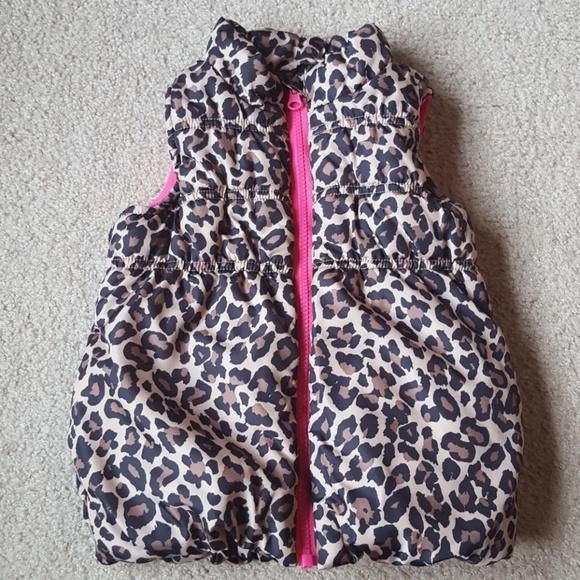 f291ff226dd8 Children's Place Jackets & Coats   Childrens Place Leopard Print ...
